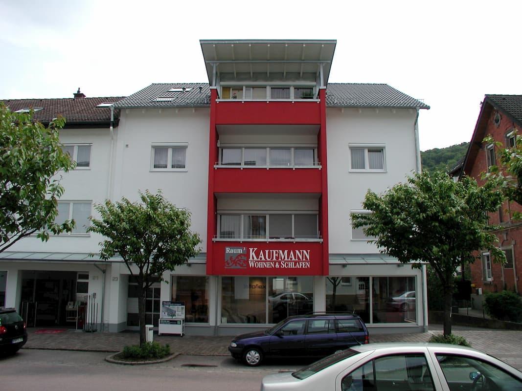 Wohn-Geschäftshaus in Aalen-Oberkochen