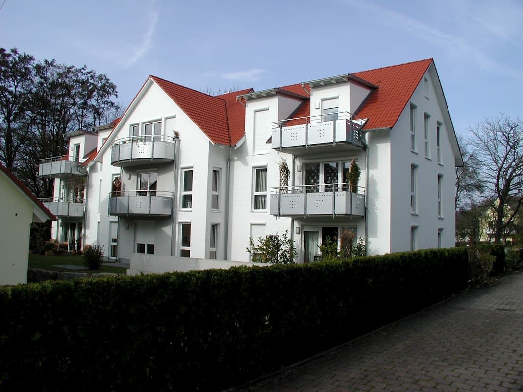 Wohnanlage in Ellwangen